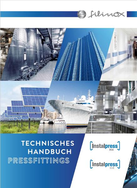 PRESSFITTINGS Technisches Handbuch